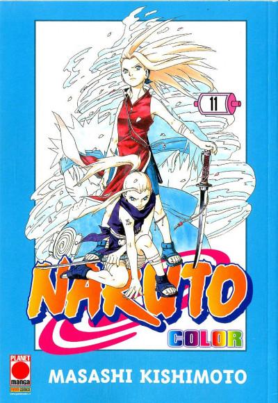 Naruto Color - N° 11 - Naruto Color - Planet Manga