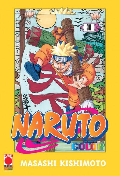 Naruto Color - N° 38 - Naruto Color - Planet Manga