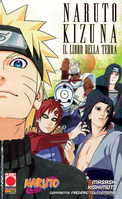 Naruto Kizuna - N° 2 - Il Libro Della Terra - Manga Superstars Planet Manga