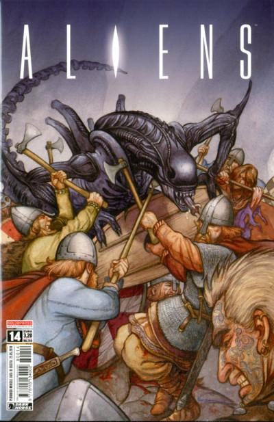 Aliens - N° 14 - Aliens - Saldapress