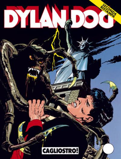 Dylan Dog 2 Ristampa - N° 18 - Cagliostro! - Bonelli Editore