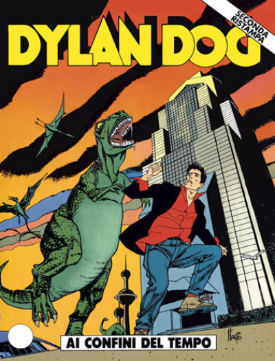 Dylan Dog 2 Ristampa - N° 50 - Ai Confini Del Tempo - Bonelli Editore