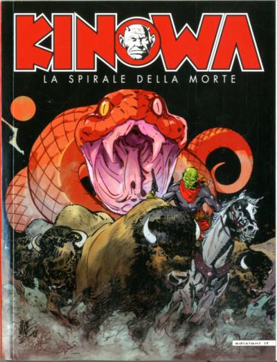 Kinowa - N° 11 - La Spirale Della Morte - If Edizioni