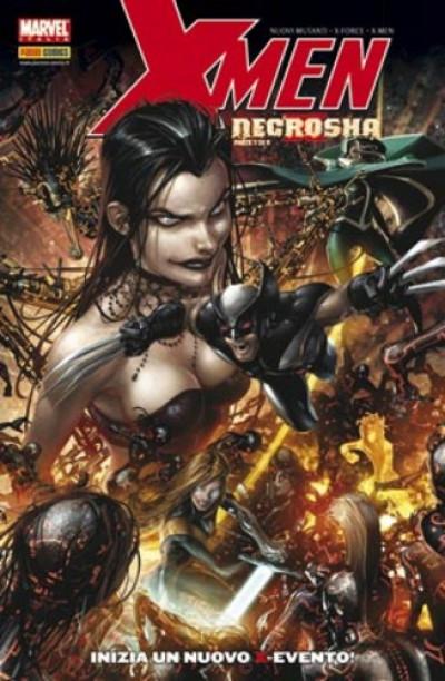 Marvel Universe - N° 1 - X-Necrosha - Marvel Italia