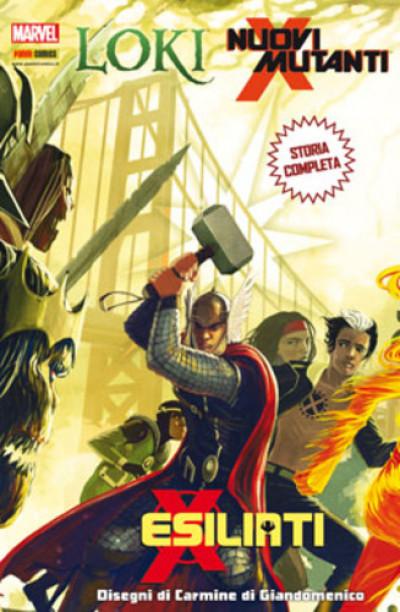 Marvel Universe - N° 13 - Speciale Loki/Nuovi Mutanti: Esiliati - Marvel Italia