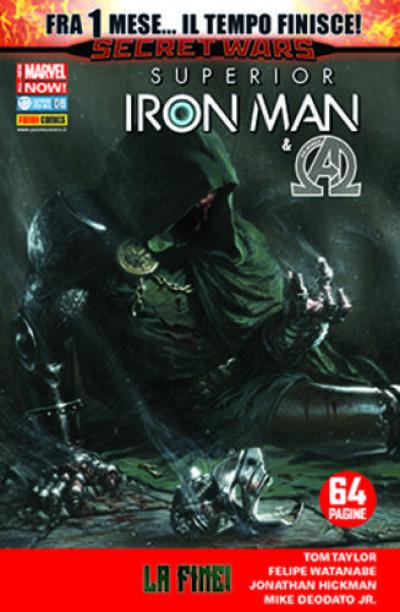 Iron Man - N° 31 - Superior Iron Man - Superior Iron Man Marvel Italia