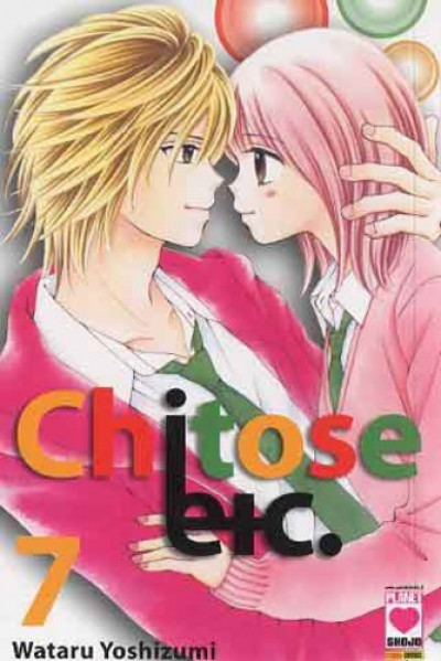 Chitose Etc. - N° 7 - Chitose Etc. 7 - Manga Love Planet Manga