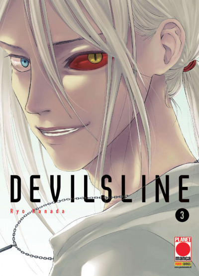 Devil'S Line - N° 3 - Devil'S Line - Planet Fantasy Planet Manga