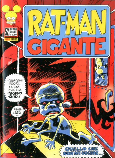 Rat-Man Gigante - N° 52 - Rat-Man Gigante - Panini Comics