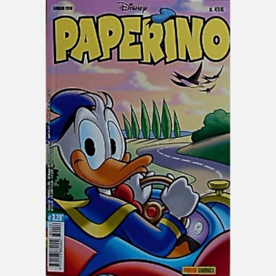 Disney Paperino
