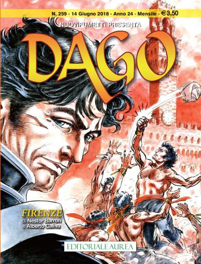Dago Anno 22 In Poi - N° 259 - Firenze - Nuovifumetti Presenta Editoriale Aurea