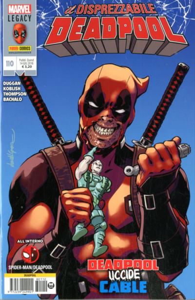 Deadpool Serie - N° 110 - Deadpool - Marvel Italia