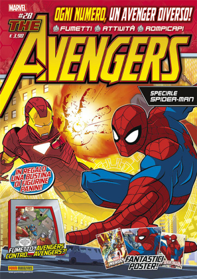 Marvel Adventures - N° 37 - Speciale Spider-Man - Avengers Magazine Marvel Italia