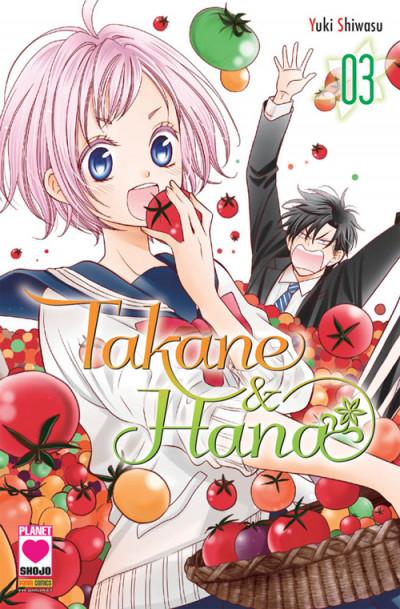 Takane & Hana - N° 3 - Takane & Hana - Manga Heart Planet Manga