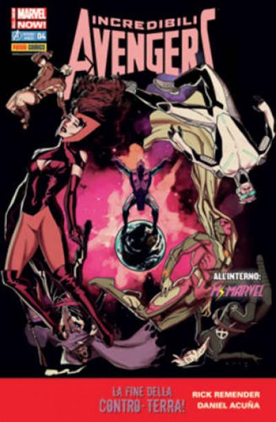 Incredibili Avengers - N° 28 - Incredibili Avengers - Incredibili Avengers Marvel Italia