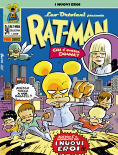 Rat-Man Collection - N° 94 - Rat-Man Collection - Panini Comics