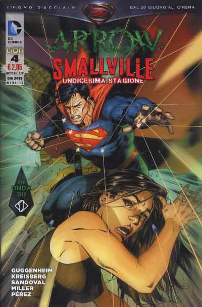 Arrow/Smalville - N° 4 - Arrow/Smalville - Rw Lion