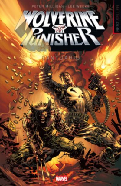 Marvel Best Seller - N° 2 - Wolverine/Punisher: Santuario - Marvel Italia