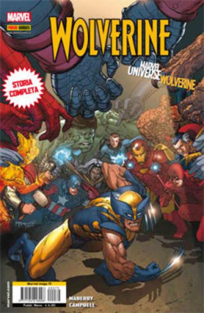 Marvel Mega - N° 79 - Marvel Universe Vs. Wolverine - Marvel Italia