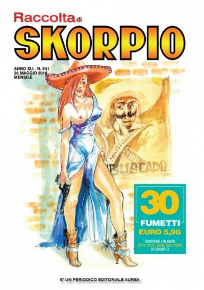 RACCOLTA SKORPIO RACCOLTA N. 0541