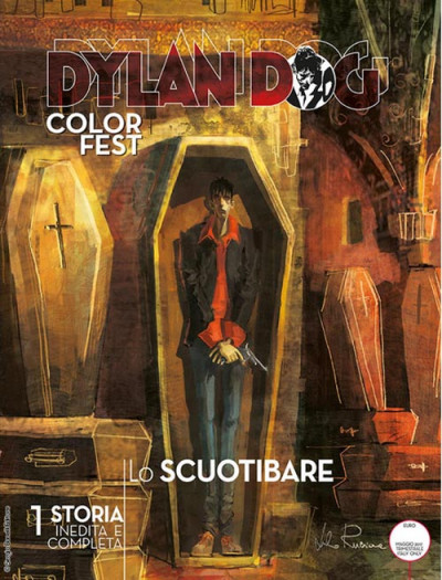 Dylan Dog Color Fest - N° 21 - Lo Scuotibare - Bonelli Editore