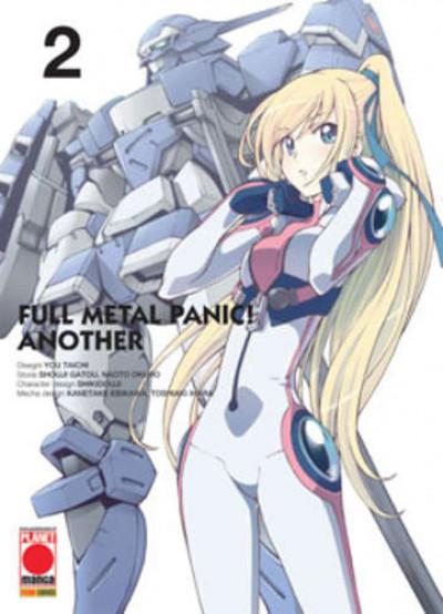 Fullmetal Panic! Another - N° 2 - Fullmetal Panic! Another 2 - Manga Top Planet Manga
