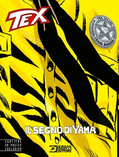 Tex Gigante - N° 673 - Il Segno Di Yama - Copertine Variant Bonelli Editore