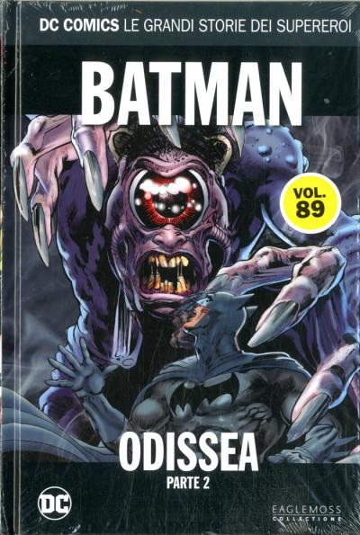 Dc Comics Le Grandi Storie... - N° 89 - Batman: Odissea 2 - Rw Lion