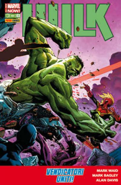 Hulk - N° 3 - Hulk - Hulk E I Difensori Marvel Italia