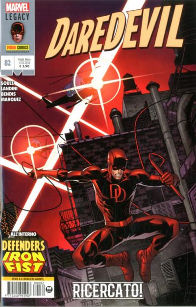 Devil E I Cavalieri Marvel - N° 82 - Daredevil - Marvel Italia