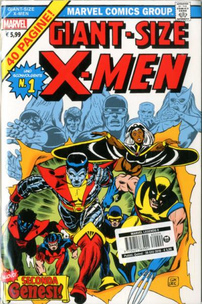 Marvel Legends - N° 9 - Giant-Size X-Men 1 - Marvel Italia