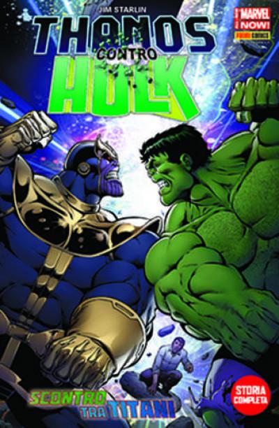 Marvel Universe - N° 34 - Thanos Contro Hulk - Marvel Italia