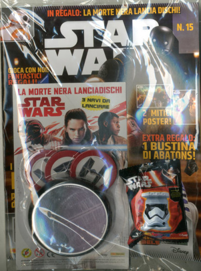 Panini Legends - N° 20 - Star Wars Magazine 15 - Panini Comics