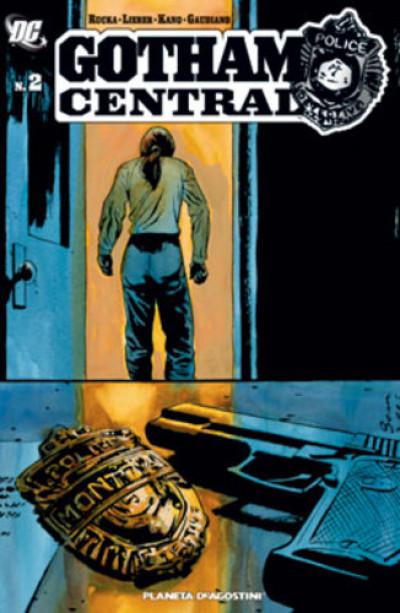Gotham Central Tp - N° 2 - Gotham Central Tp - Planeta-De Agostini