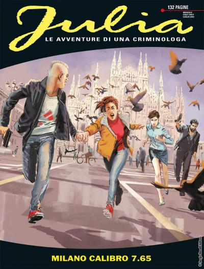 Julia - N° 238 - Milano Calibro 7.65 - Bonelli Editore