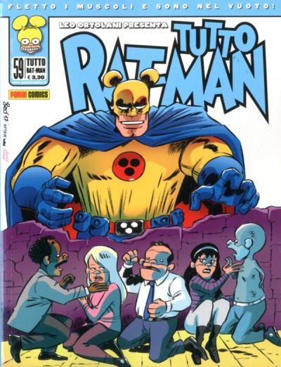 Tutto Rat-Man - N° 59 - Tutto Rat-Man - Panini Comics