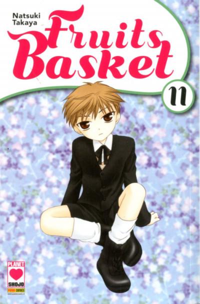 Fruits Basket - N° 11 - Fruits Basket - Manga Kiss Planet Manga