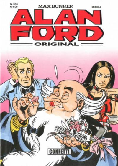 Alan Ford - N° 593 - Confetti - 1000 Volte Meglio Publishing