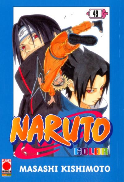 Naruto Color - N° 49 - Naruto Color - Planet Manga