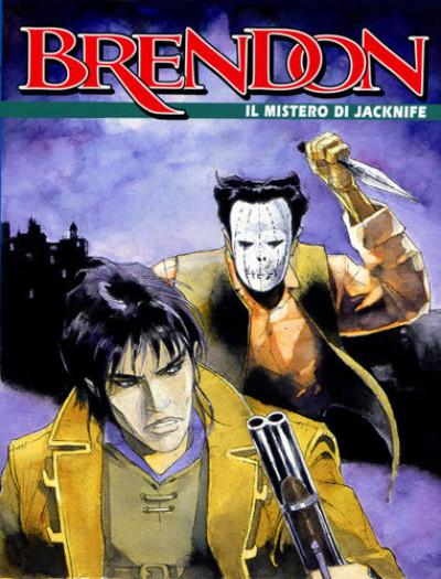 Brendon  - N° 19 - Il Mistero Di Jacknife -