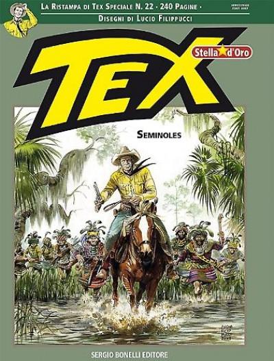 Tex Stella D'Oro  - N° 22 - Seminoles -