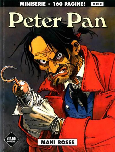 Peter Pan  - N° 2 - Mani Rosse - Cosmo Serie Nera