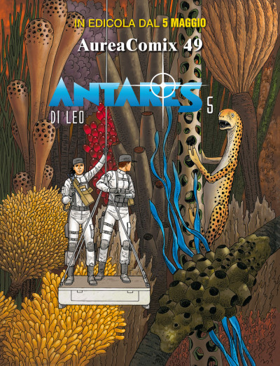 Aureacomix  - N° 49 - Antares - Antares