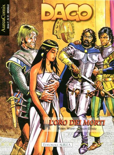 Aureacomix  - N° 51 - L'Oro Dei Morti - Dago