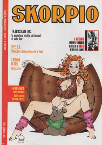 Skorpio Anno 31 - N° 5 - Skorpio 2007 5 - Skorpio Editoriale Aurea