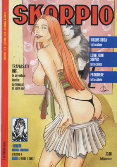 Skorpio Anno 32 - N° 10 - Skorpio 2008 10 - Skorpio Editoriale Aurea
