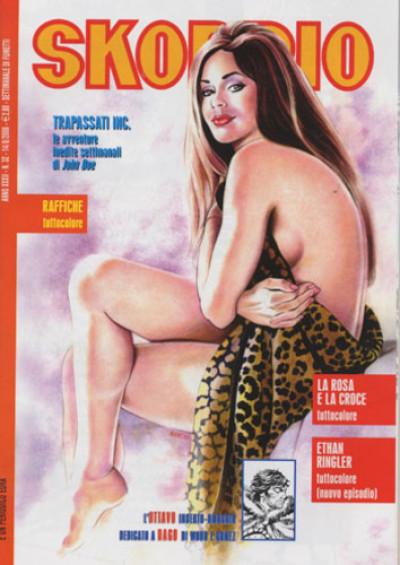Skorpio Anno 32 - N° 32 - Skorpio 2008 32 - Skorpio Editoriale Aurea