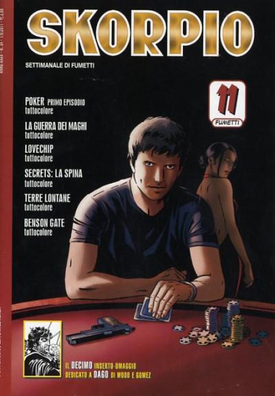 Skorpio Anno 35 - N° 34 - Skorpio 2011 34 - Skorpio Editoriale Aurea