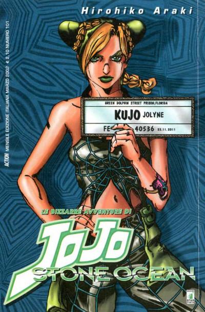 Le Bizzarre Avventure Di Jo Jo - N° 96 - Jo Jo - Action Star Comics