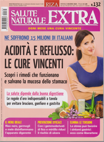 Salute Naturale Extra Mensile Giugno 2020 N 132 Edicola Shop
